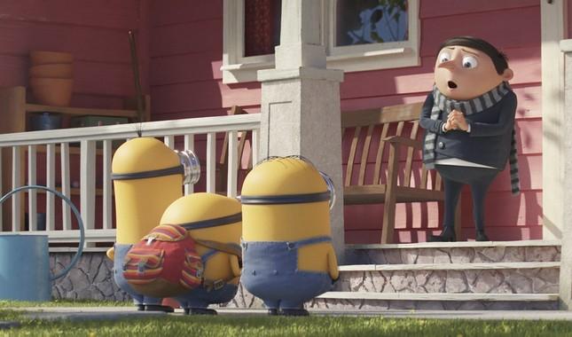 """""""Minions"""" bất ngờ tung trailer hé lộ dàn nhân vật mới, dễ thương hết phần thiên hạ ảnh 3"""