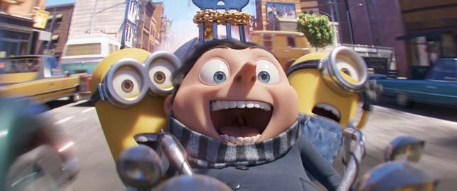 """""""Minions"""" bất ngờ tung trailer hé lộ dàn nhân vật mới, dễ thương hết phần thiên hạ ảnh 2"""