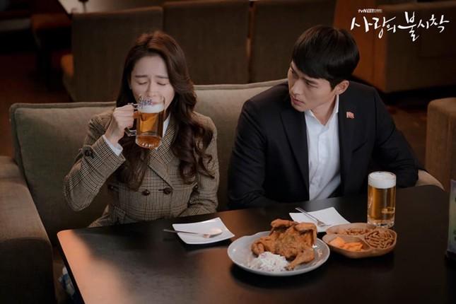 Loạt món ăn Triều Tiên hấp dẫn trong Hạ cánh nơi anh ảnh 6