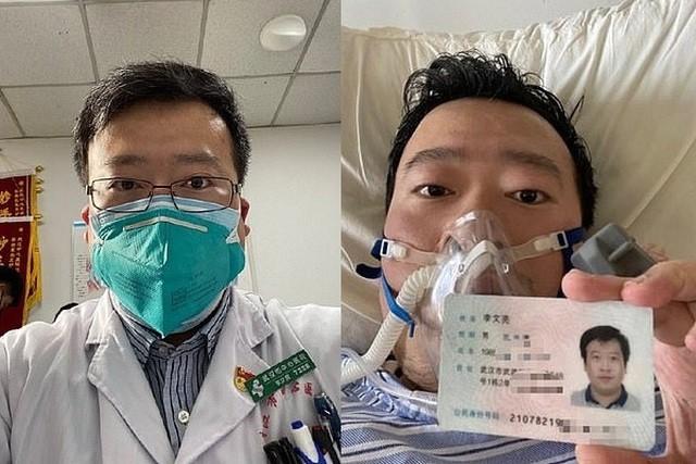 """Dân mạng Trung Quốc """"dậy sóng"""" sau cái chết của bác sĩ phát hiện nCoV ảnh 1"""
