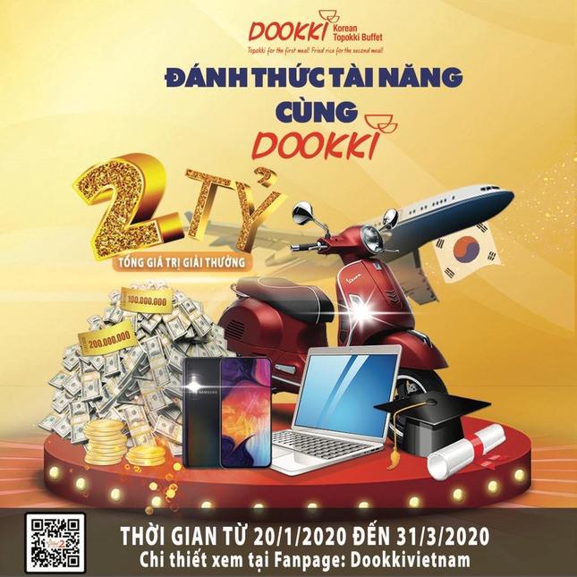 Cơ hội nhận chuyến du lịch Hàn Quốc từ Dookki Việt Nam ảnh 2