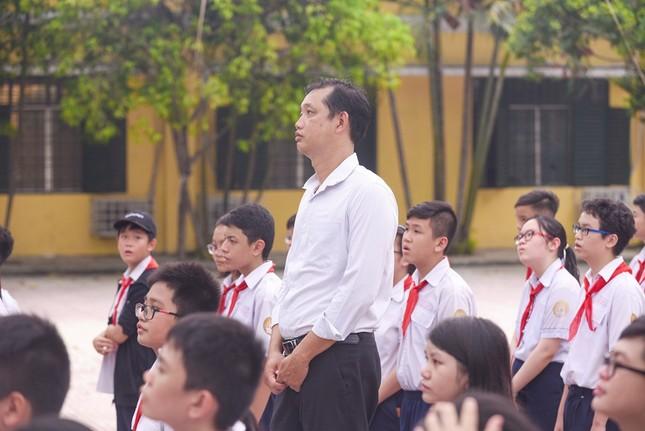 """Jun Phạm, Khả Ngân, Gil Lê cùng học sinh """"đại náo"""" chương trình """"Thiếu niên nói"""" ảnh 6"""