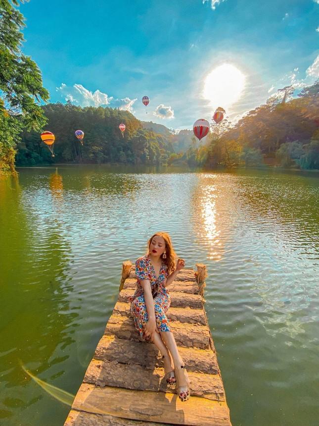 Đà Lạt xuất hiện khu rừng khinh khí cầu cực đẹp để chụp ảnh sống ảo ảnh 3