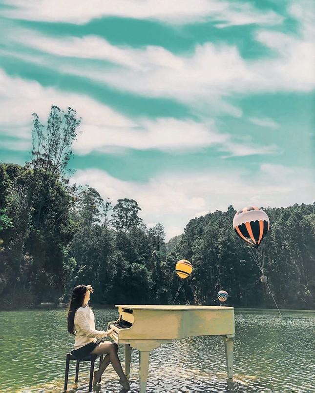Đà Lạt xuất hiện khu rừng khinh khí cầu cực đẹp để chụp ảnh sống ảo ảnh 6