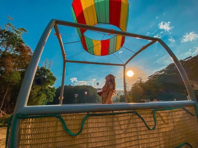 Đà Lạt xuất hiện khu rừng khinh khí cầu cực đẹp để chụp ảnh sống ảo ảnh 7