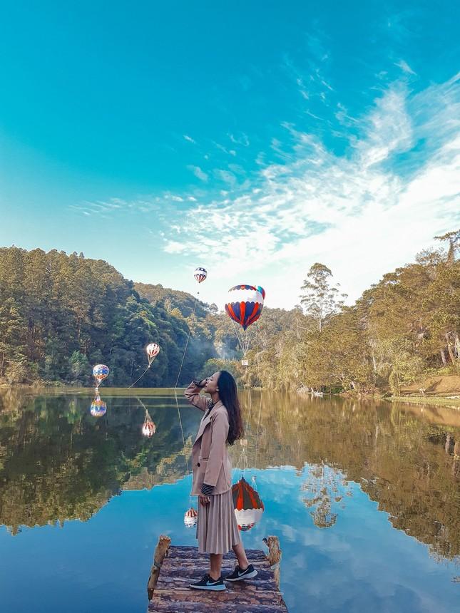 Đà Lạt xuất hiện khu rừng khinh khí cầu cực đẹp để chụp ảnh sống ảo ảnh 11