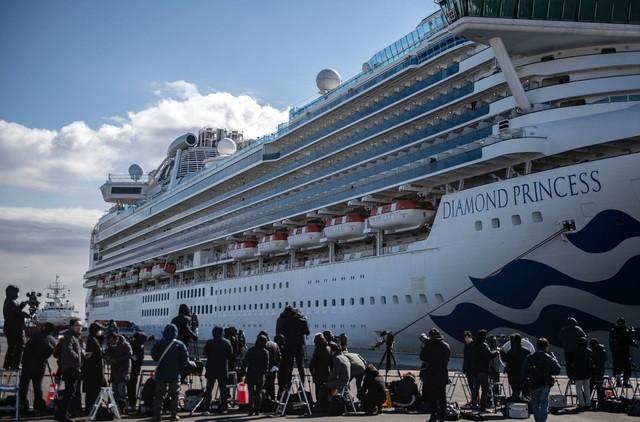 Du thuyền Nhật có 61 người nhiễm corona từng cập bến tại Quảng Ninh, Huế ảnh 1