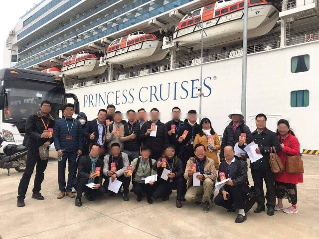 Du thuyền Nhật có 61 người nhiễm corona từng cập bến tại Quảng Ninh, Huế ảnh 4