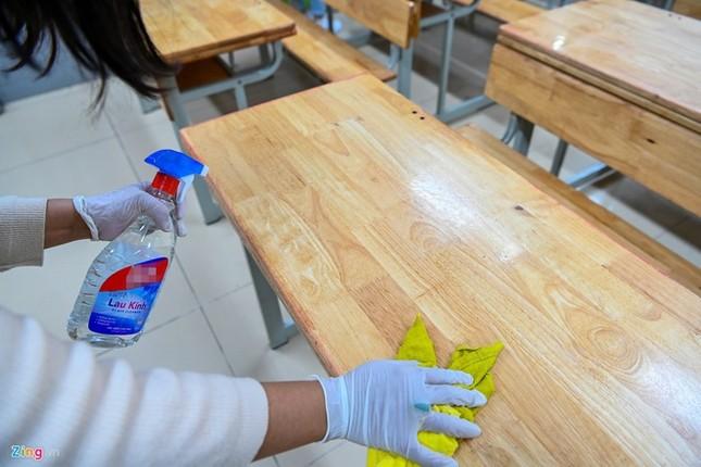 Vĩnh Phúc theo dõi sát sức khỏe 41 học sinh trường THPT Võ Thị Sáu ảnh 1