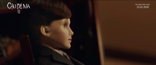 """Phim điện ảnh """"Cậu Bé Ma"""" phần 2 tái xuất với trailer thử thách bạn """"dám xem hết"""" ảnh 5"""