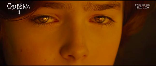 """Phim điện ảnh """"Cậu Bé Ma"""" phần 2 tái xuất với trailer thử thách bạn """"dám xem hết"""" ảnh 2"""