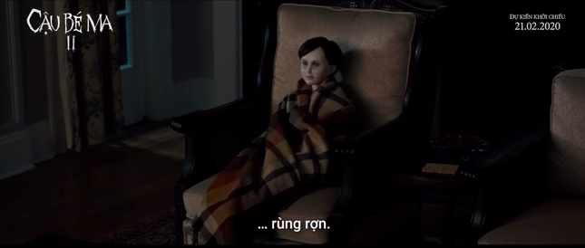 """Phim điện ảnh """"Cậu Bé Ma"""" phần 2 tái xuất với trailer thử thách bạn """"dám xem hết"""" ảnh 3"""