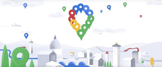 Google Maps kỷ niệm sinh nhật thứ 15 bằng giao diện mới toanh ảnh 1