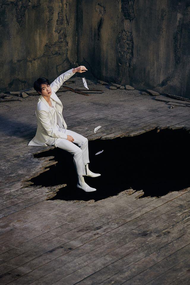 """Big Hit """"nhá hàng"""" bộ ảnh """"Thiên thần sa ngã"""" trong album """"MOTS: 7"""" của BTS ảnh 3"""