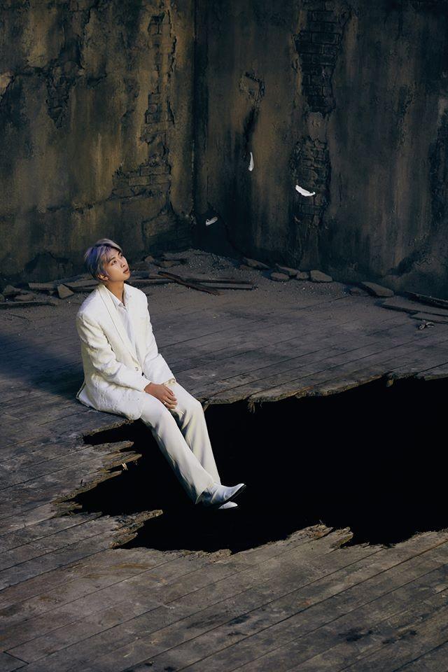 """Big Hit """"nhá hàng"""" bộ ảnh """"Thiên thần sa ngã"""" trong album """"MOTS: 7"""" của BTS ảnh 2"""