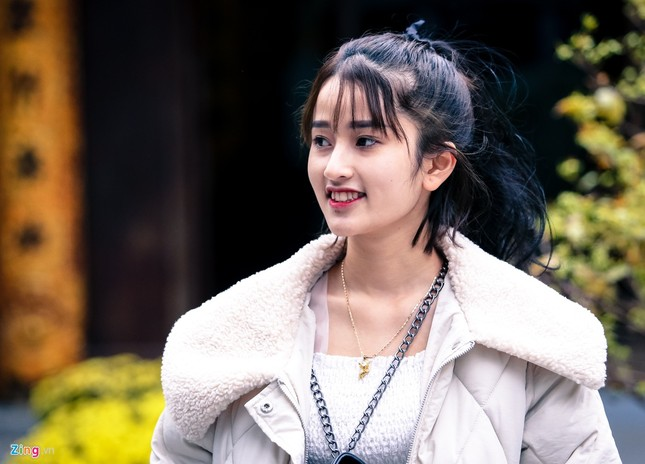 Nhiều năm lẻ bóng, cô gái tới chùa Hà cầu duyên trước ngày Valentine ảnh 4