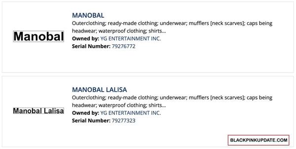 YG Ent đăng ký bản quyền thương hiệu cho Lisa nhưng lại có hành động lạ ảnh 2