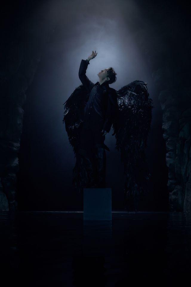"""BTS hóa thành """"Thiên nga đen"""" trong bộ ảnh thứ hai của album """"MOTS: 7"""" ảnh 5"""