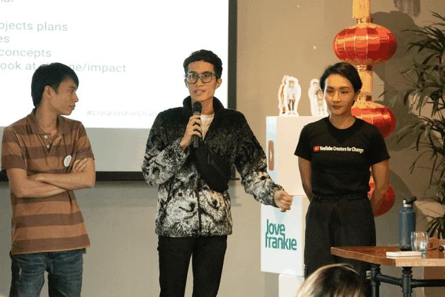 YouTube công bố danh tính 3 nhà sáng tạo thay đổi YouTube đầu tiên của Việt Nam ảnh 3