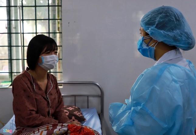 Bé 3 tháng tuổi dương tính với virus corona là ca thứ 15 tại Việt Nam ảnh 1