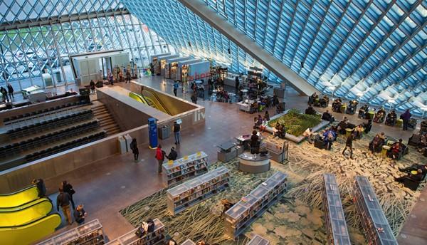 Mời bạn chiêm ngưỡng 6 toà thư viện đẹp và hiện đại nhất thế giới! ảnh 3
