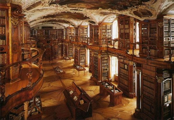 Mời bạn chiêm ngưỡng 6 toà thư viện đẹp và hiện đại nhất thế giới! ảnh 4