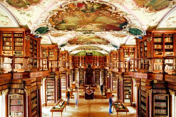 Mời bạn chiêm ngưỡng 6 toà thư viện đẹp và hiện đại nhất thế giới! ảnh 5
