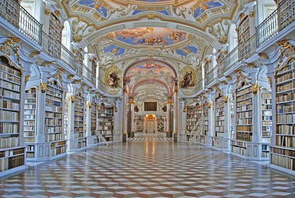 Mời bạn chiêm ngưỡng 6 toà thư viện đẹp và hiện đại nhất thế giới! ảnh 11
