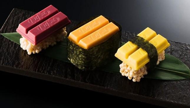 Wasabi, sushi, pizza và những phiên bản chocolate kỳ lạ ảnh 8