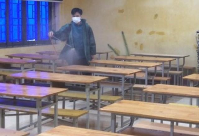 Vĩnh Phúc: Cách ly thêm 26 học sinh đề phòng virus corona ảnh 1