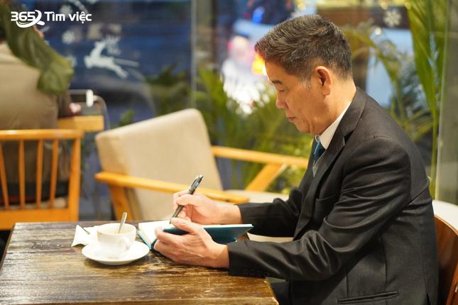CEO Trương Văn Trắc và timviec365.vn nơi ứng viên và nhà tuyển dụng gửi gắm niềm tin ảnh 1