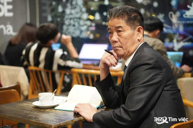 CEO Trương Văn Trắc và timviec365.vn nơi ứng viên và nhà tuyển dụng gửi gắm niềm tin ảnh 2