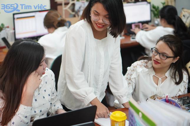 CEO Trương Văn Trắc và timviec365.vn nơi ứng viên và nhà tuyển dụng gửi gắm niềm tin ảnh 3