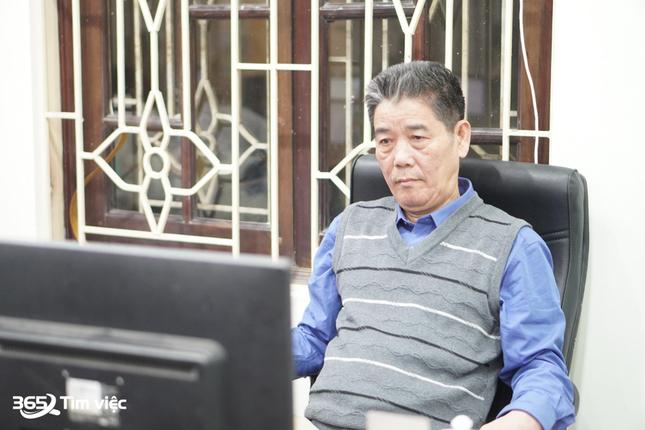 CEO Trương Văn Trắc và timviec365.vn nơi ứng viên và nhà tuyển dụng gửi gắm niềm tin ảnh 4