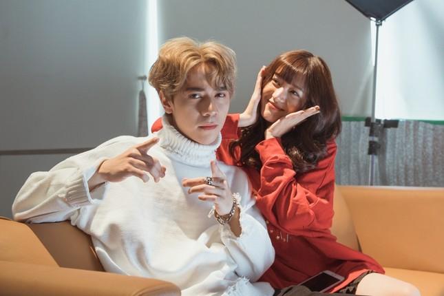 """Dương Edward, Hằng BingBoong cùng dàn nghệ sĩ trẻ V-Pop tụ họp, tung """"thính"""" cực ngọt ngày Valentine ảnh 2"""