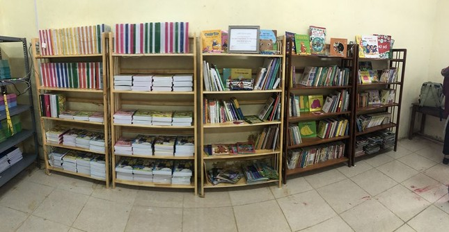 Một góc Thư viện TVXQ!