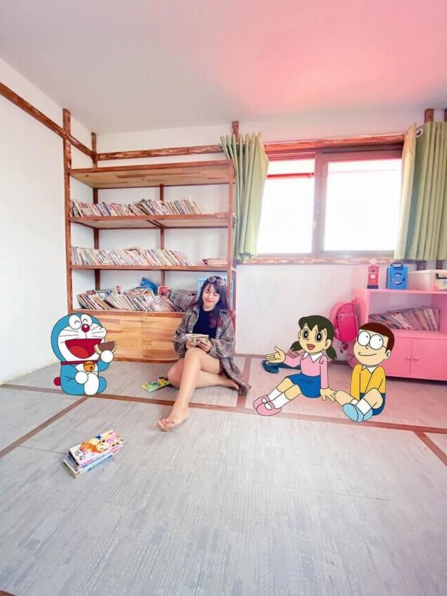 Xuất hiện khu phố Nobita ngay giữa Đà Lạt, fan Doraemon đứng ngồi không yên ảnh 5
