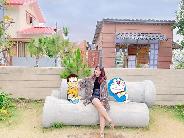 Xuất hiện khu phố Nobita ngay giữa Đà Lạt, fan Doraemon đứng ngồi không yên ảnh 8