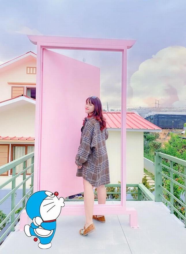 Xuất hiện khu phố Nobita ngay giữa Đà Lạt, fan Doraemon đứng ngồi không yên ảnh 9