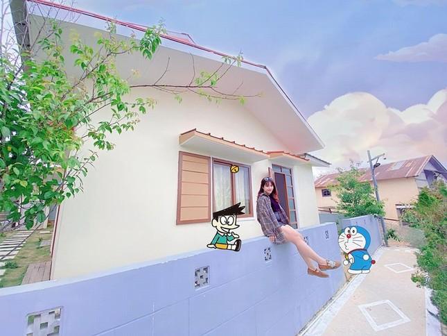 Xuất hiện khu phố Nobita ngay giữa Đà Lạt, fan Doraemon đứng ngồi không yên ảnh 11
