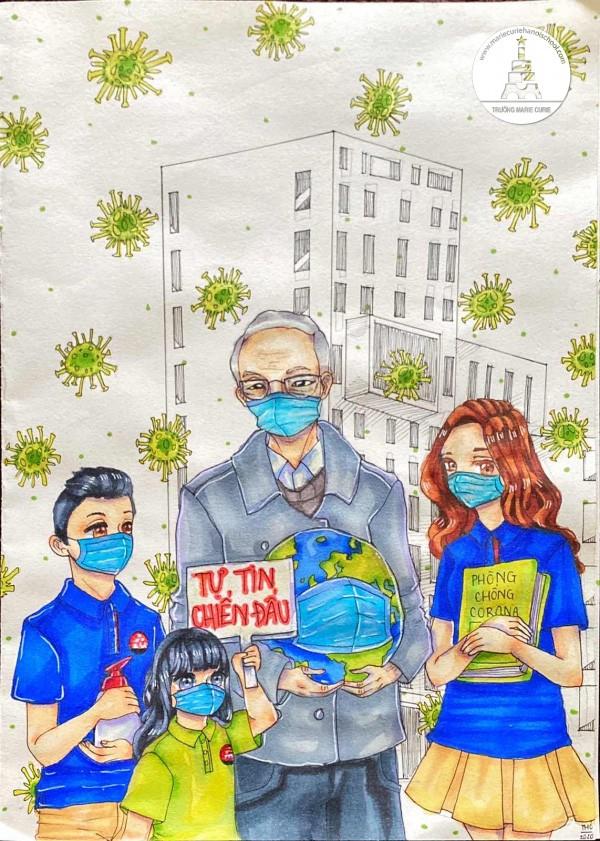 Xúc động với tâm thư hiệu trưởng gửi học trò thời dịch cúm Covid-19: Ông nội nhớ các con! ảnh 3