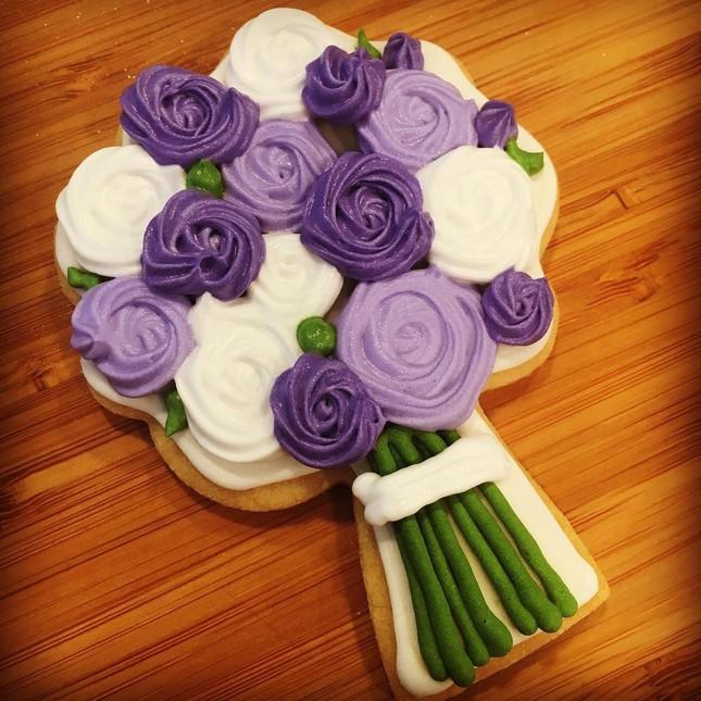 Sườn nướng và những bó hoa độc đáo làm từ đồ ăn cho dịp Valentine ảnh 5
