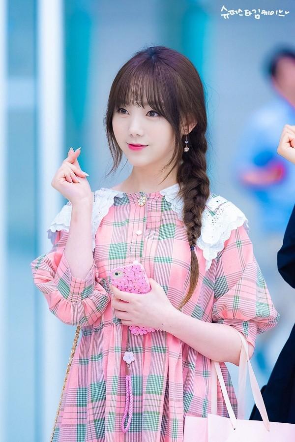 Không nghi ngờ gì nữa, Kei (Lovelyz) chính là cô gái sống tích cực nhất K-Pop ảnh 2