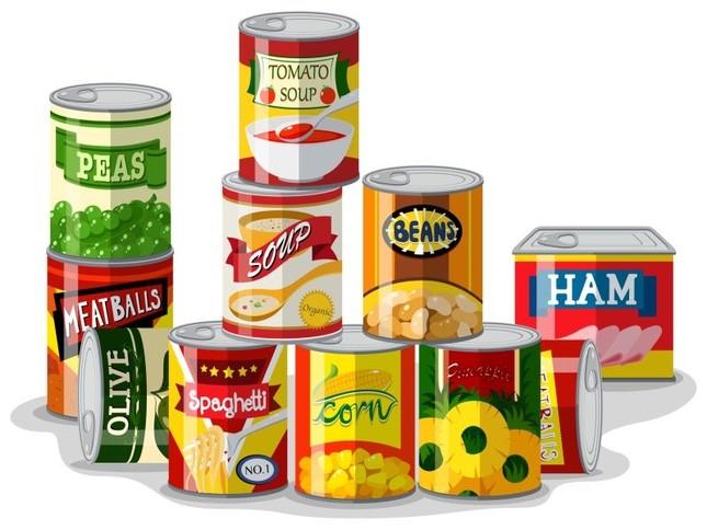 """Tiếng Anh không khó: Tìm hiểu cách ăn lành mạnh trong """"tháng thực phẩm đóng hộp"""" nào! ảnh 3"""