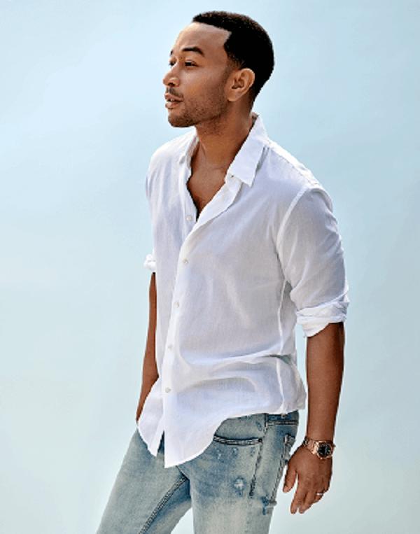 """John Legend chính là """"Huyền thoại Tình yêu"""" trong mùa Valentine năm nay   ảnh 1"""
