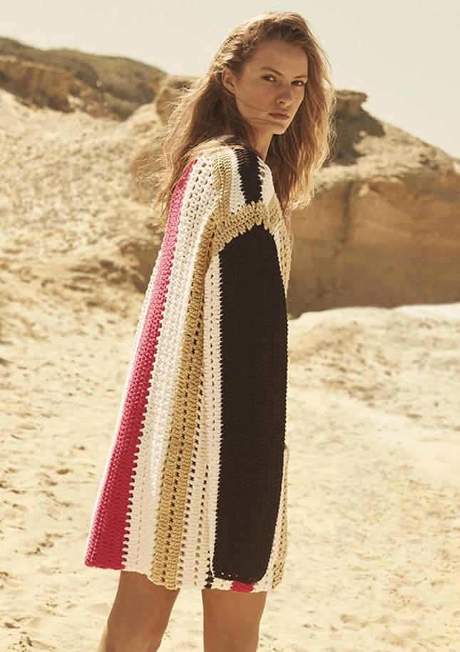 H&M chính thức ra mắt BST Xuân Hè 2020 với phong cách màu sắc siêu rực rỡ  ảnh 2