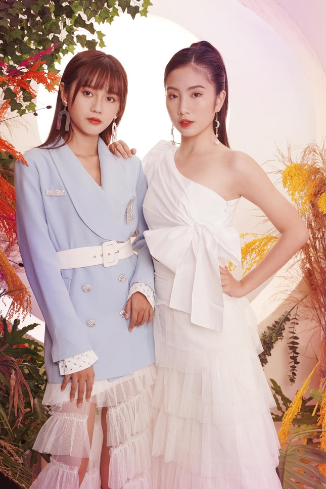 """SGO48 tung bộ ảnh """"chị chị em em"""" dịp Valentine khiến fan phấn khích ảnh 3"""