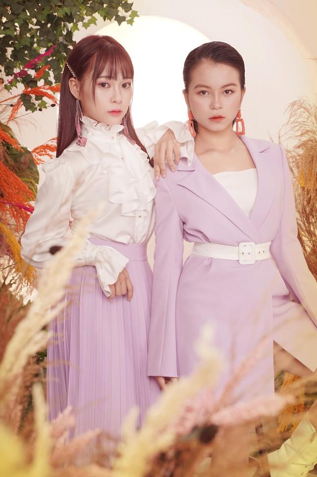 """SGO48 tung bộ ảnh """"chị chị em em"""" dịp Valentine khiến fan phấn khích ảnh 6"""