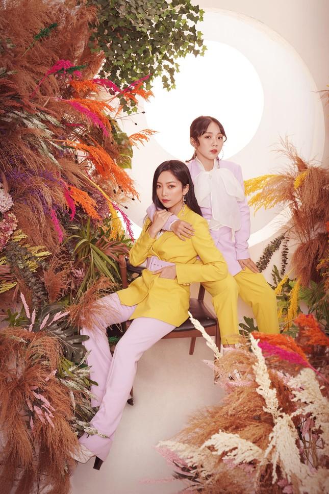 """SGO48 tung bộ ảnh """"chị chị em em"""" dịp Valentine khiến fan phấn khích ảnh 4"""