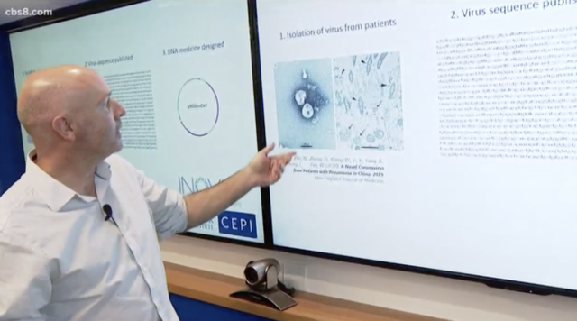Một công ty của Mỹ tuyên bố tìm ra vắc-xin kháng virus corona trong 3 giờ ảnh 1